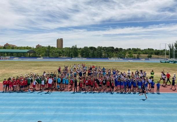 Encuentro InterEscuelas de atletismo