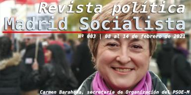 Revista Política | Madrid Socialista |🌹 | Nº 03