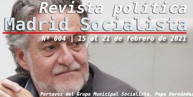 Revista Política | Madrid Socialista |🌹 | Nº 04