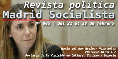 Revista Política | Madrid Socialista |🌹 | Nº 05
