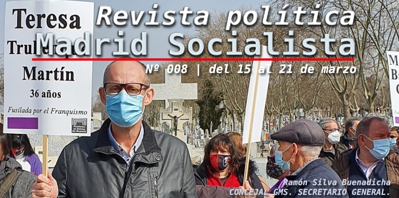 Revista Política | Madrid Socialista |🌹 | Nº 08