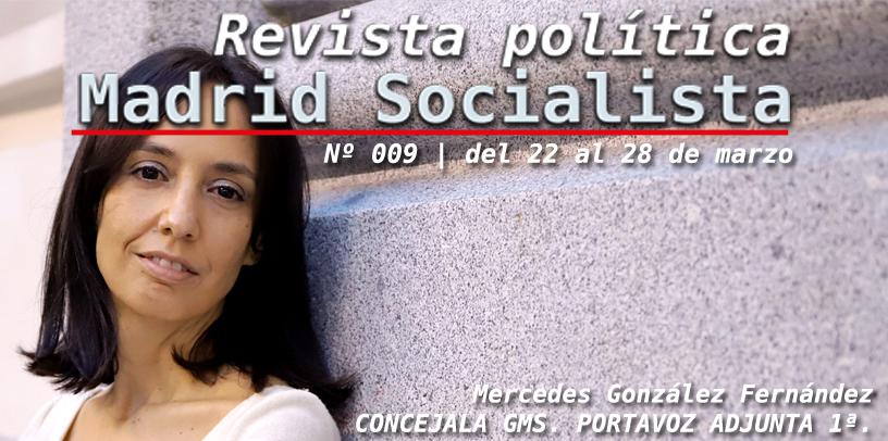 Revista Política | Madrid Socialista |🌹 | Nº 09