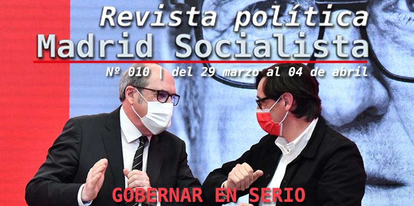 Revista Política | Madrid Socialista |🌹 | Nº 10