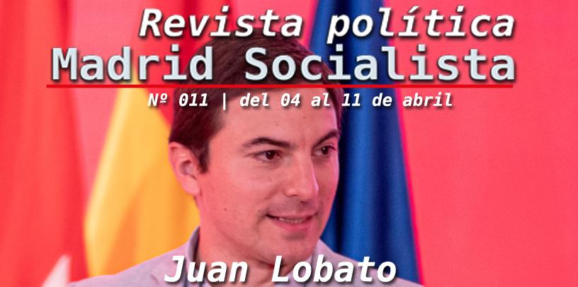 Revista Política | Madrid Socialista |🌹 | Nº 11