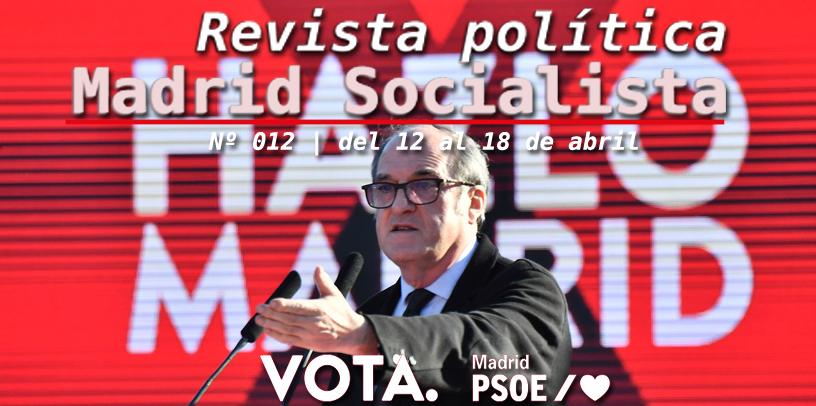 Revista Política | Madrid Socialista |🌹 | Nº 12