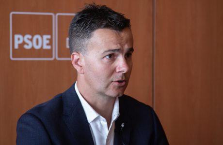 Héctor Gómez, secretario de Política Internacional del PSOE