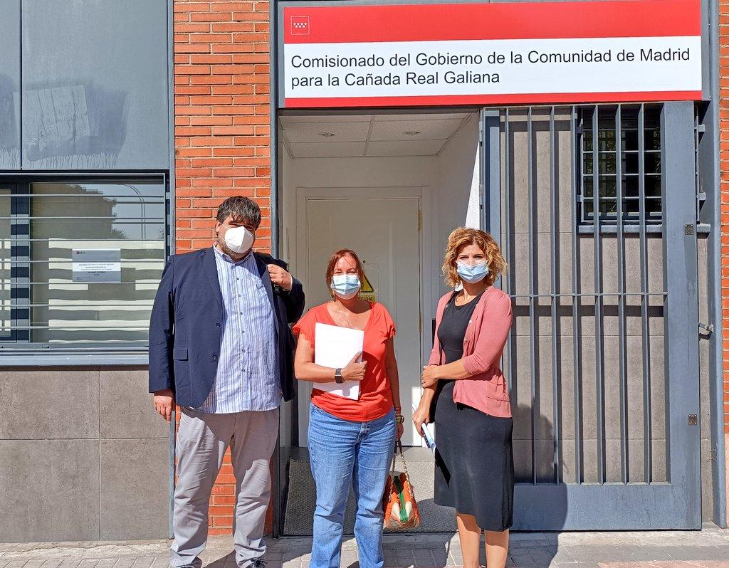 Grupo Socialista a la Asamblea de Madrid