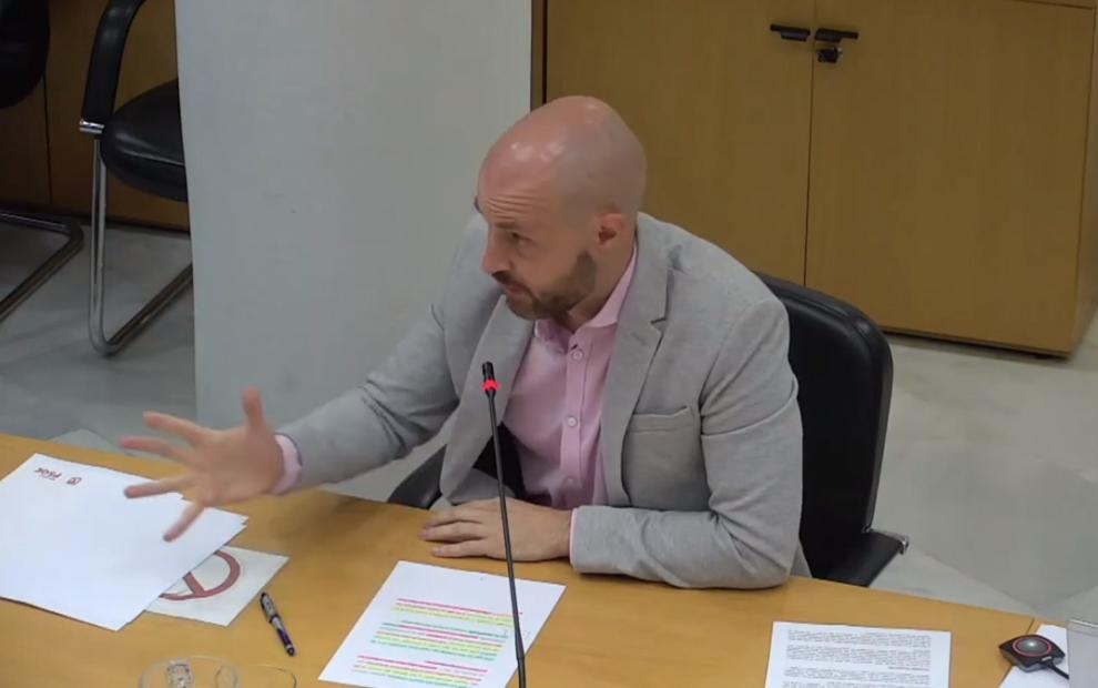 """Ignacio Benito: """"Hemos sufrido el verano más sucio de los últimos veinte años"""""""
