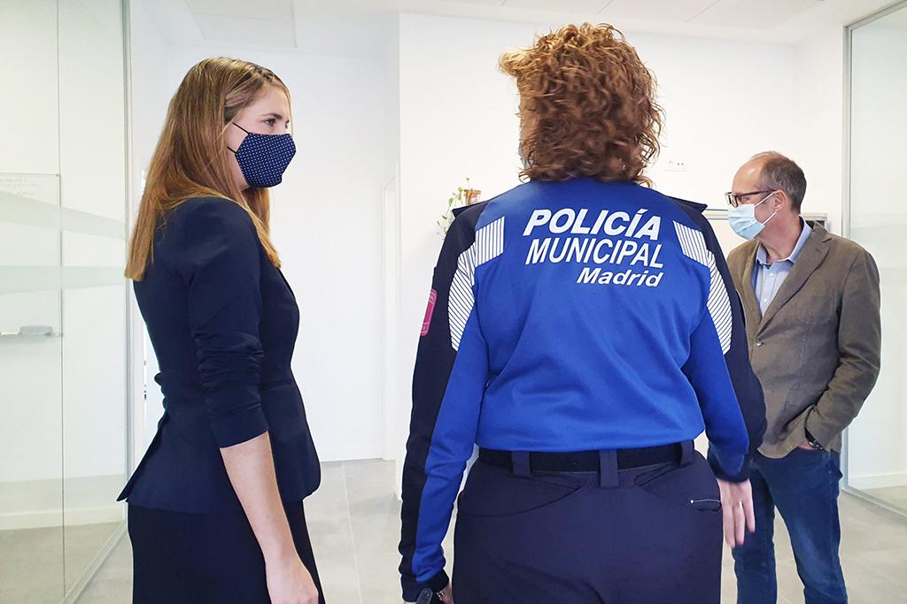 Policía Municipal de Hortaleza